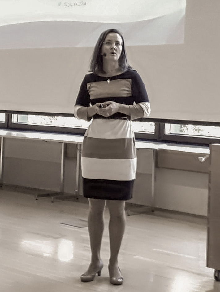 Johanna Pulkkinen